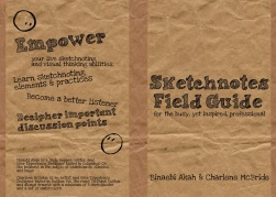 Our Branding Work for the Sketchnotes Field Guide Book