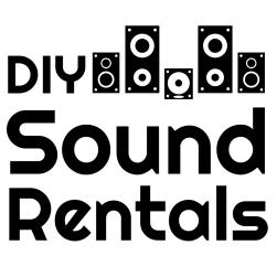 DIY Sound Rentals logo